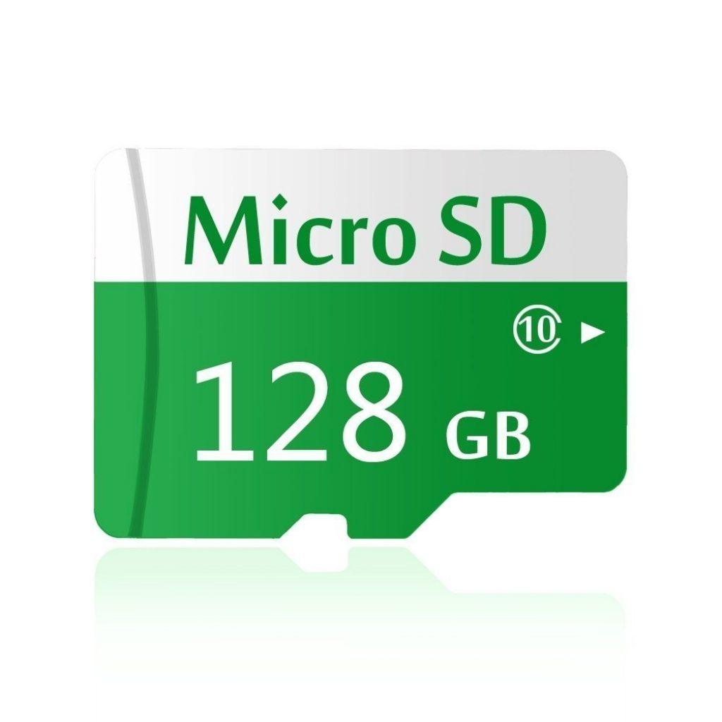 MicroSD classe 10 da 128 GB offerta amazon