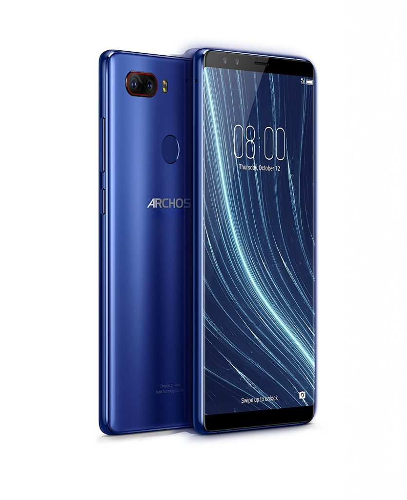 Archos Diamond Omega Smartphone da 128 GB, 8 GB RAM