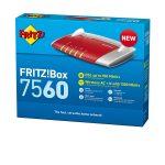 AVM FRITZ! Box 7560 International Modem Router Wireless