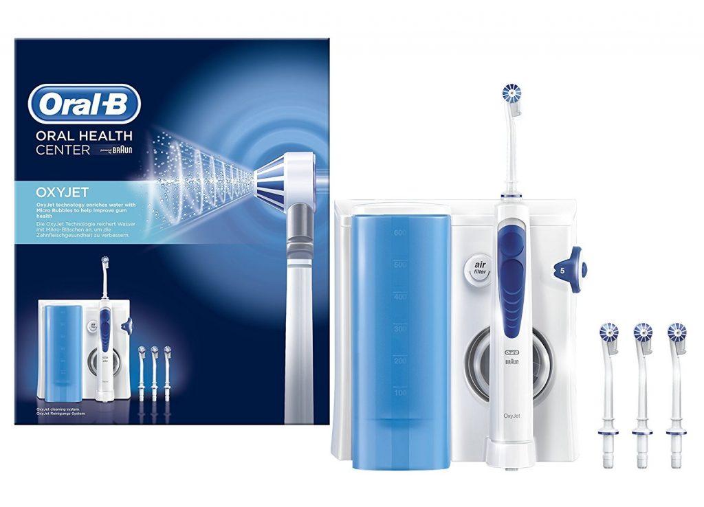 oral b oxyjet sistema pulente con idropulsore  🌀Oral-B Oxyjet - Sistema Pulente con Idropulsore - PlanetDiscount