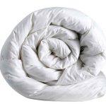 Italian Bed Linen Datex Piumino Invernale Bianco, 1 Posto, 150 x 200 cm