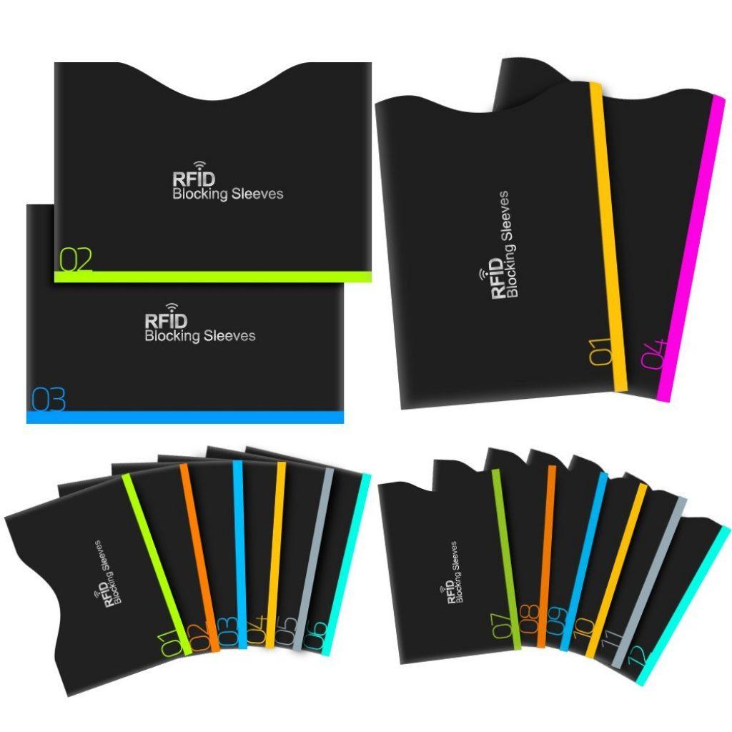Blocco RFID Carta di Credito e Passaporto