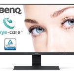 BenQ GW2780 Monitor LED Eye-Care da 27 Pollici, Full HD 1920 x 1080, Panello IPS, Sensore Brightness Intelligence, Low Blue Light, Flicker-Free, HDMI