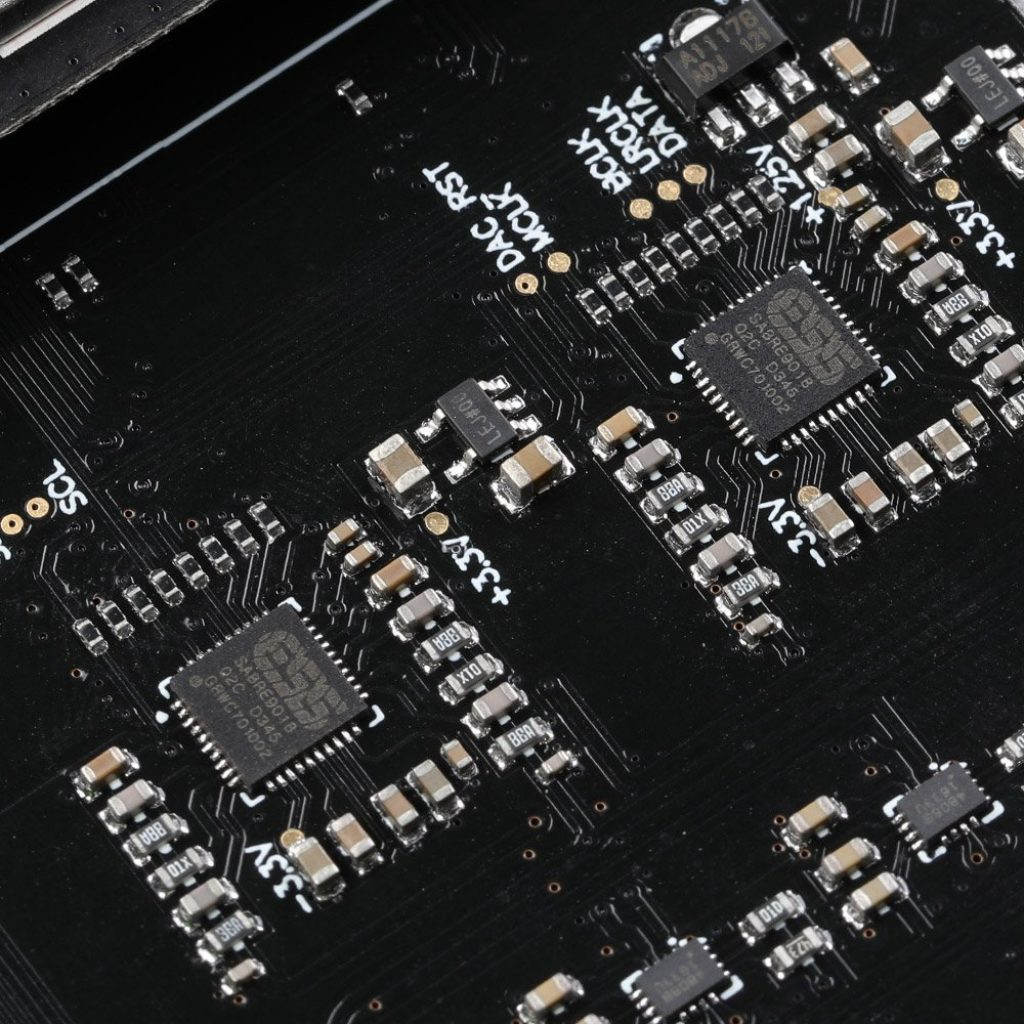 DAC USB, Streamer, lettore di rete, bluetooth apt-x, amplificatore per cuffie