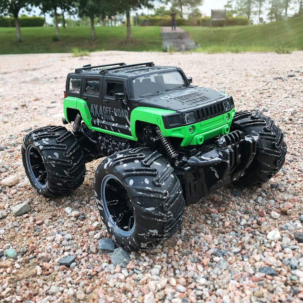 RC Auto, Monster Truck, radiocomando