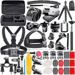 kit accessori, action cam, gopro, tripod, selfie