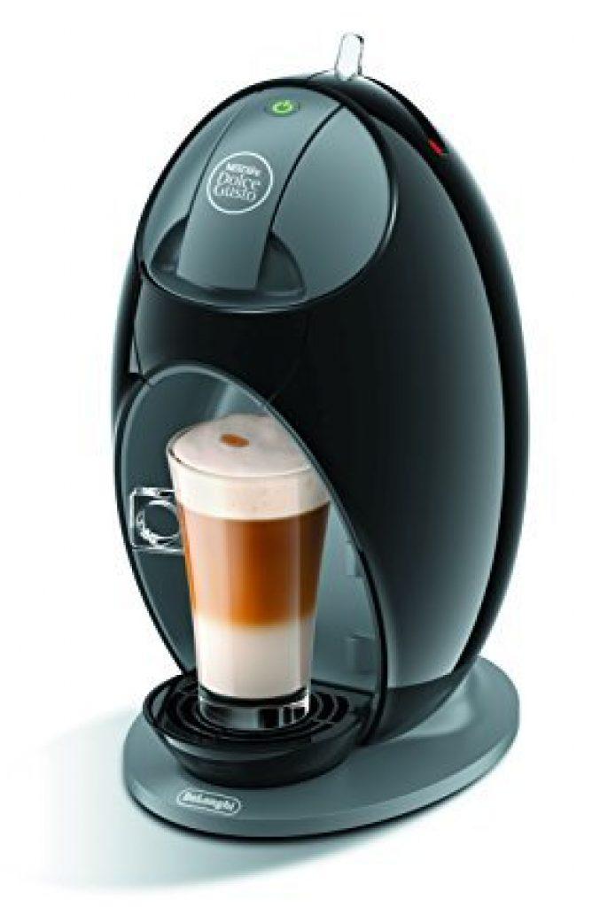 NESCAFÉ DOLCE GUSTO Jovia EDG250 Macchina per Caffè Espresso e altre bevande Manuale Black di De'Longhi [Classe di efficienza energetica A]