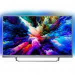 """Philips 55PUS7503 Smart TV UHD 4K, da 55"""", Android, Ultra Slim, Ambilight, anno 2018 [Esclusiva Amazon.it]"""