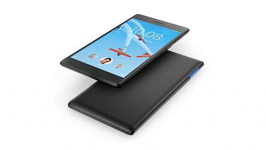 "Lenovo ZA300141DE Tablet TAB-7, Display 7"" HD IPS, Processore MediaTek MT816TD Quad-Core, Memoria 1 GB, Storage 16 GB, Card Reader Micro SD"