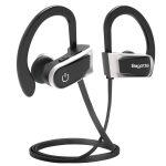 Cuffie Bluetooth, Bagotte Auricolari Bluetooth Sport in-Ear Cuffie Senza Fili Bluetooth 4.1 IPX7 Impermeabile AptX CVC 6.0 Autonomia Batteria Fino a 8 ore