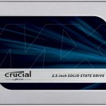 Crucial MX500 CT500MX500SSD1(Z) SSD Interno, 500 GB, 3D NAND, SATA, 2.5 Pollici