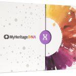 Corredo per l'analisi di ascendenza MyHeritage DNA: analisi genetica del DNA per la ricerca di etnia e parenti