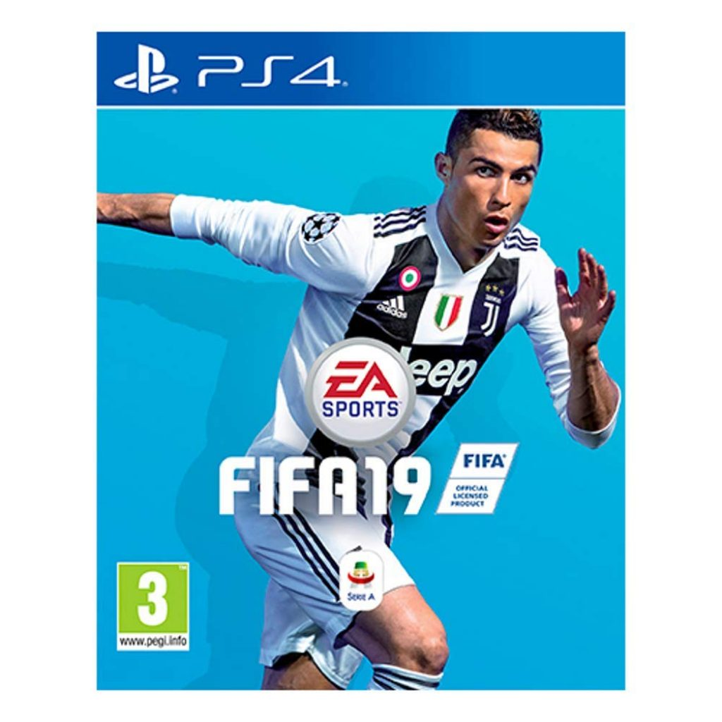 FIFA 19 - PlayStation 4 Piattaforma per visualizzazione:PlayStation 4