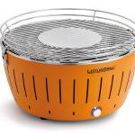 LotusGrill G-OR-435 Barbecue a Carbone senza Fumo XL, 43.5 x 35 x 25.7 cm, colore Arrancione