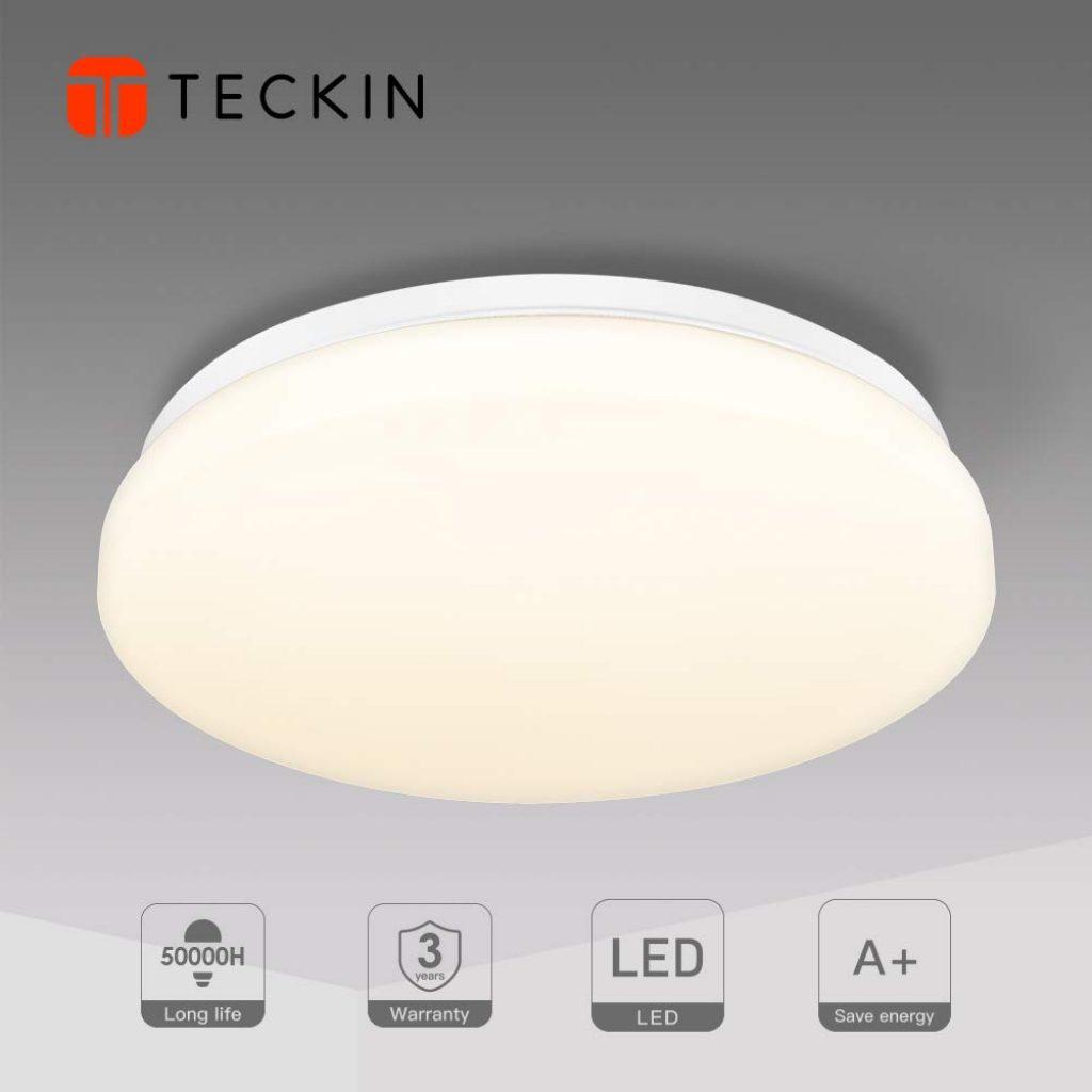 plafoniera LED, risparmio energetico, luce calda, lunga durata, ottimo investimento