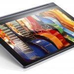 Lenovo Yoga Tab YT3-X90L Tablet, Display 10.1 IPS Multi-Touch, Videoproiettore Integrato, Processore Intel Z8550 Quad-Core, Memoria 4 GB, Storage 64 GB, LTE