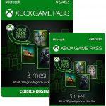 Abbonamento Xbox Game Pass - 3 Mesi + 3 Mesi Gratuito |Xbox Live - Codice download