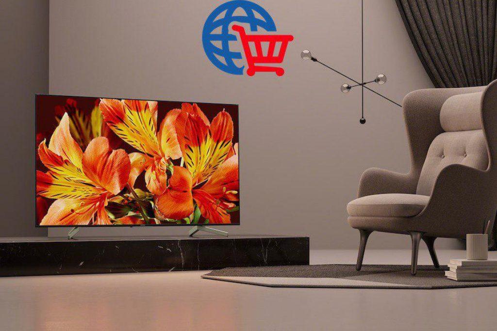 """Sony KD70XF8305 Android TV da 70"""", Smart TV 4K HDR Ultra HD con Voice Remote Control, Nero"""