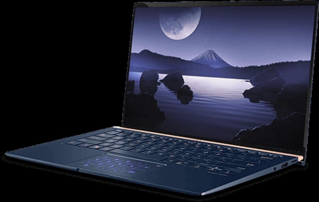 Ultrabook, Asus Zenbook, numberpad, i5-8265u, ssd, autonomia, premium