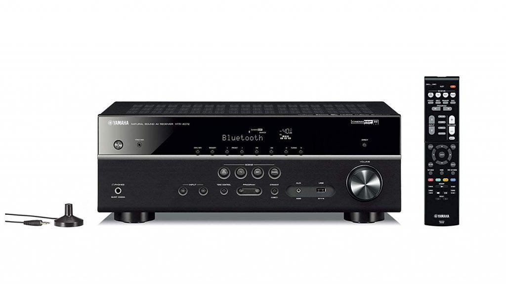 amplificatore multicanale, RX-V485, MusicCast, YPAO, miglior home cinema