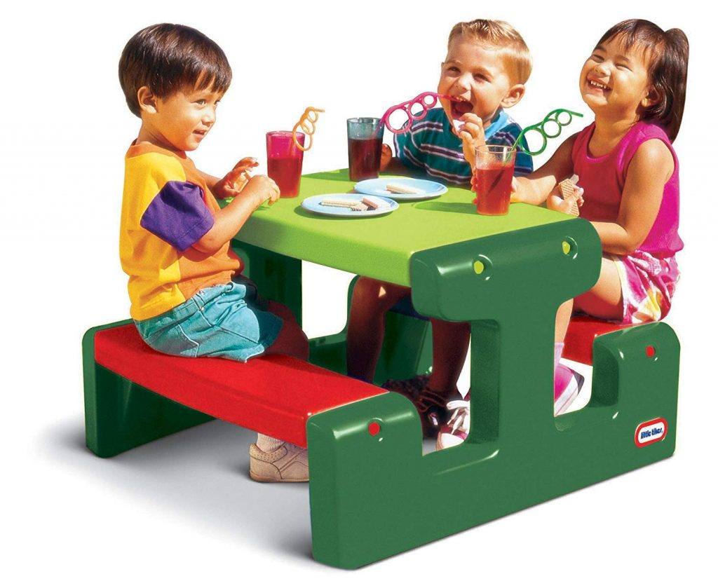 Little Tikes 479A00060, Tavolo da picnic Junior