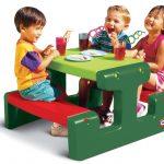 Little Tikes 479A00060, Tavolo da picnic Junior