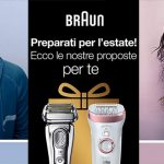 Offerte fino al 51% di sconto sui prodotti Braun