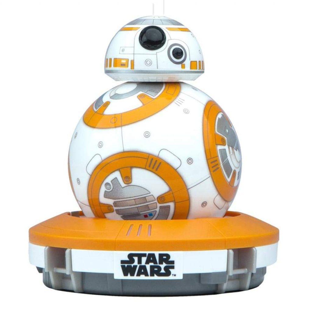Sphero BB-8 Droide Interattivo Star Wars, Luci LED Incluse, Portata Bluetooth Fino a 30 Metri, Compatibile iOS, Android e Windows Phone