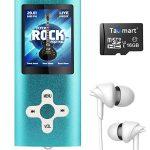 Tabmart Metal Hi-Fi Capacità Di 16GB Lettore MP3 Musicale Portatile Lettore MP4 Ad Alta Risoluzione Con 1,8 Pollici Schermo MP3 Lettore Multifunzione 10 Ore Di Riproduzione Continua