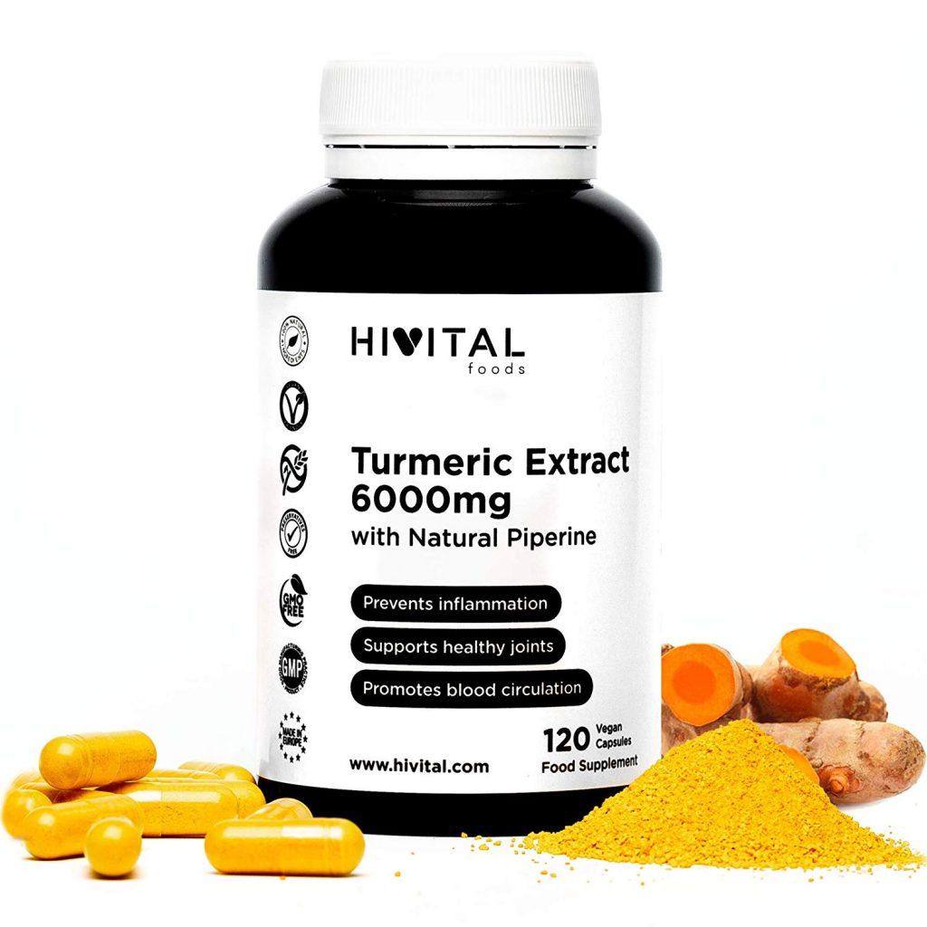 Hivital Foods - Integratori Alimentari in Promozione