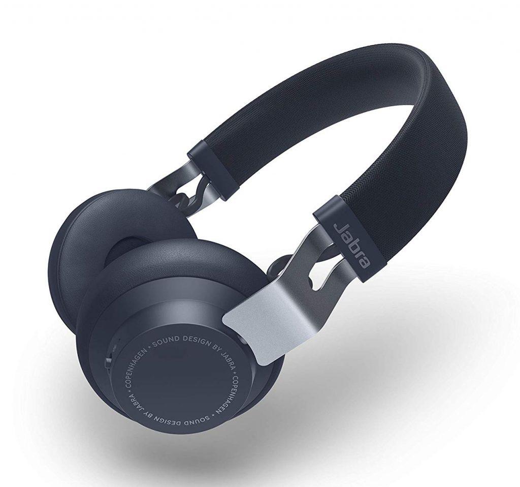 Jabra Move Style Edition Cuffie Wireless Sovraurali, Bluetooth, Blu Navy