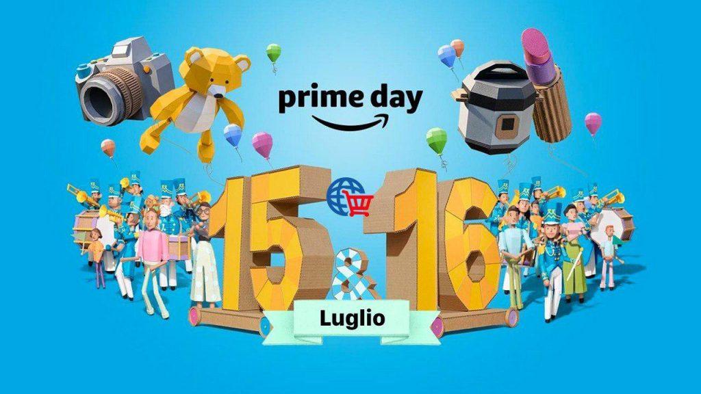 IL PRIME DAY sta arrivando 15 E IL 16 LUGLIO Due giorni di offerte INCREDIBILI!