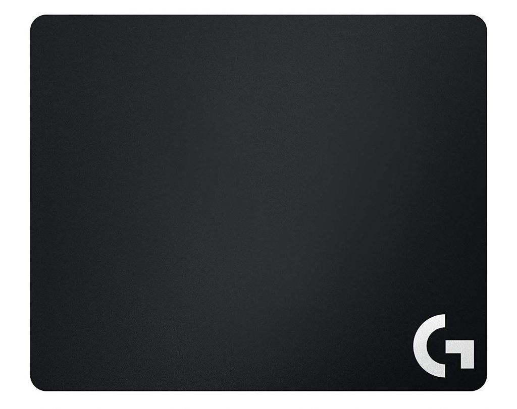 Logitech G240 Tappetino per Mouse da Gioco, Nero/Antracite