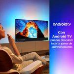 Philips 803 Smart TV OLED 4K UHD da 55''
