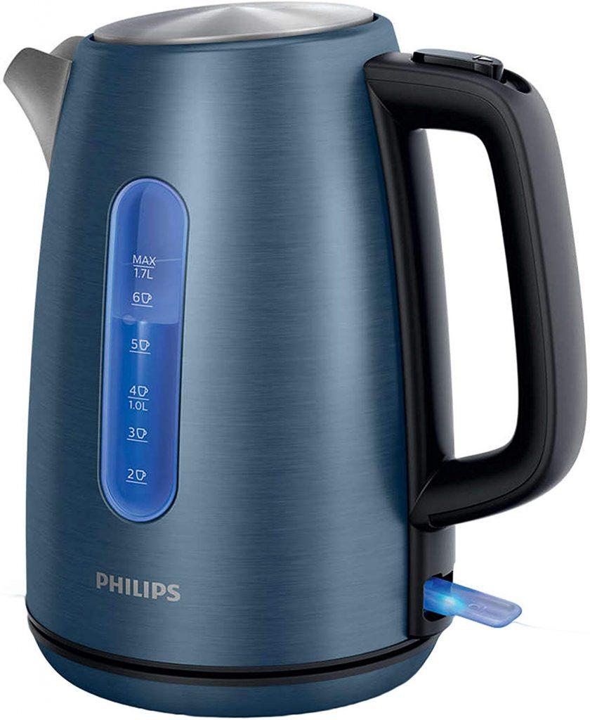 Philips Bollitore Elettrico in Acciaio Inox