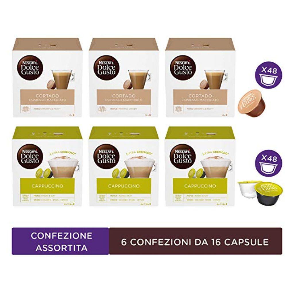 Offerta Speciale su capsule Nescafè originali
