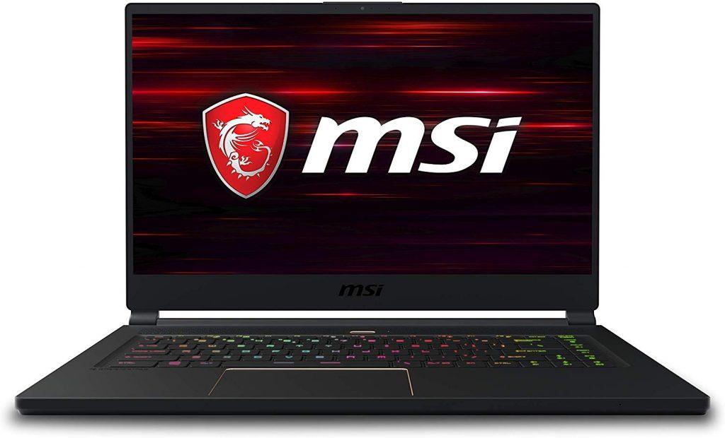 "MSI GS65 Stealth Thin - Notebook da Gaming 15.6"""