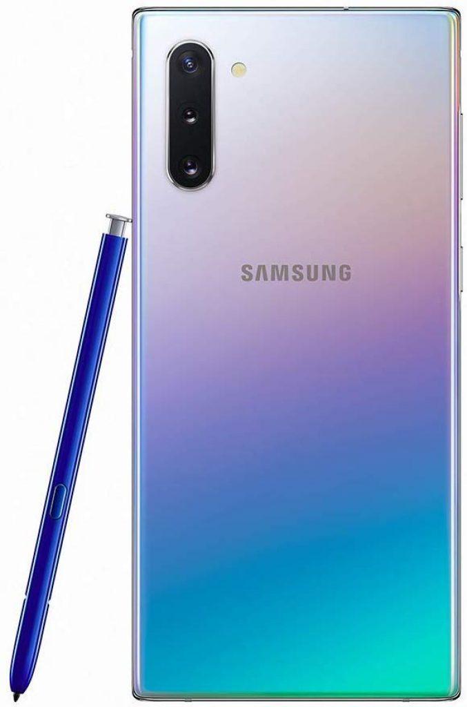 Samsung Note 10 - Silver
