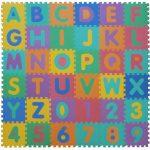 VeloVendo® - Tappeto Puzzle per Bambini