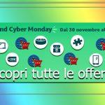 Cyber Monday Amazon - Scopri le offerte!