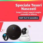"""""""Speciale Tesori Nascosti"""" - Grandi Offerte fino al 12 novembre"""