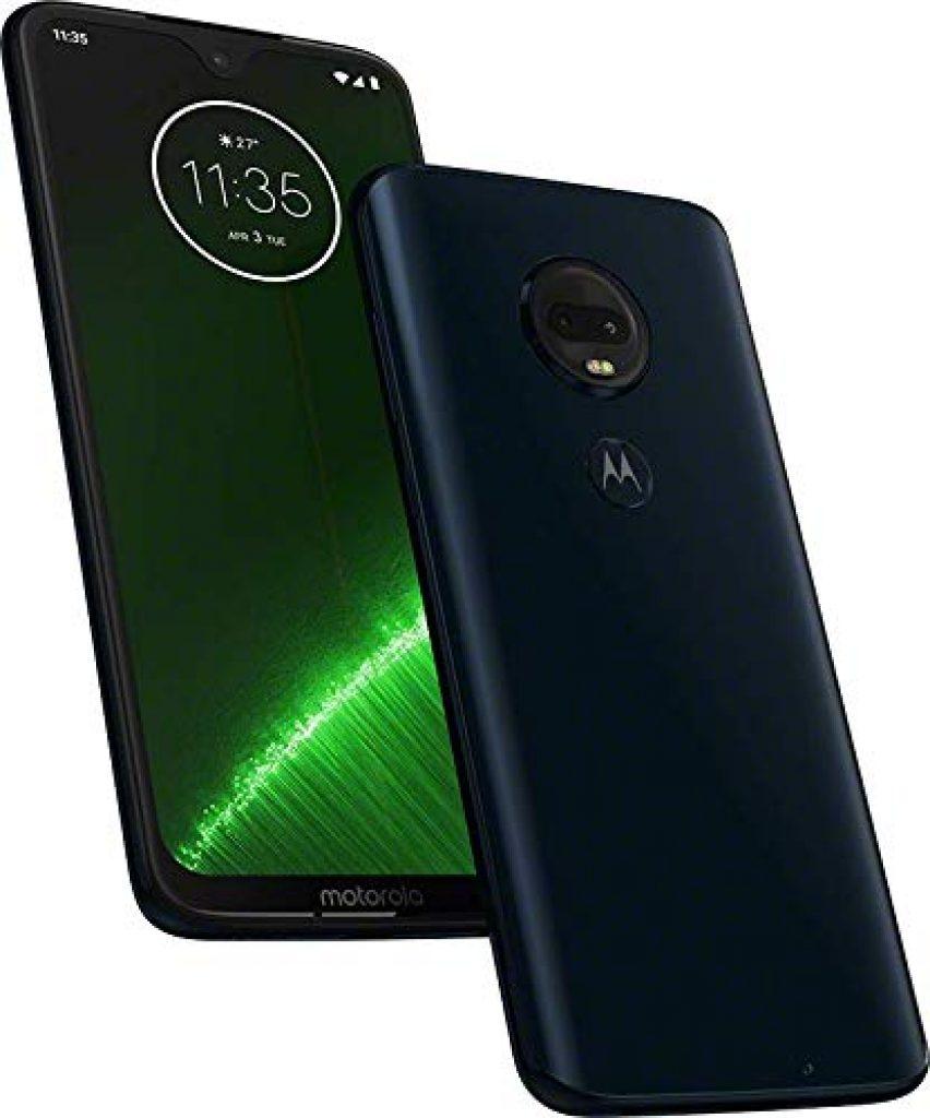 "Motorola Moto G7 Plus Smartphone 6,2"""