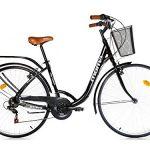 Bicicletta Passeggio Citybike Shimano Alluminio