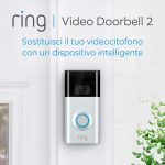 Ring Video Doorbell 2 | Videocitofono in HD