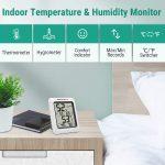 Termometro Igrometro Digitale per Ambiente
