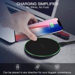 Caricabatterie Wireless a Induzione