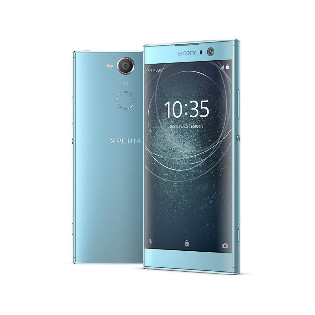 Sony Xperia XA2 Smartphone da 32 GB - Blu