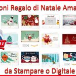 Buono Regalo Natale Amazon.it