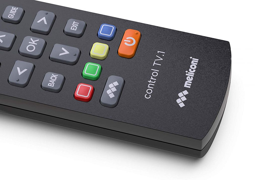Meliconi Control TV.1 Telecomando universale