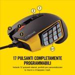Corsair Scimitar PRO RGB Mouse Ottico da Gioco
